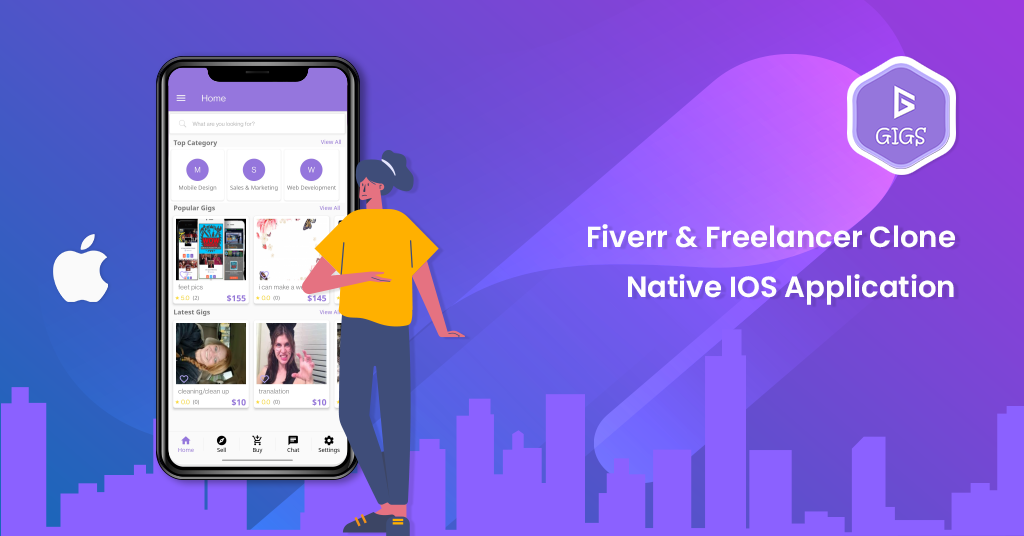 Build The Next Big Freelancer App In IOS